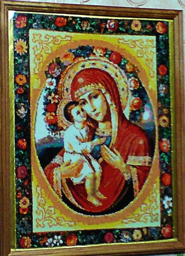 Икона Божьей Матери Жировицкая
