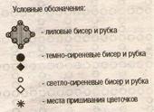 Гривна  и  Колье  с  листочками