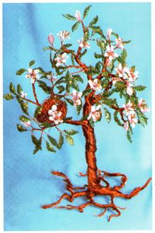 Каталог Плетение цветов на проволоке
