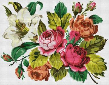 Розы и Лилия