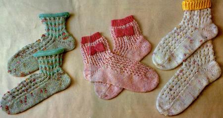 Носки - носочки