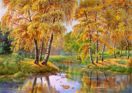 Осень золотая-1