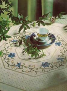 Скатерть к кофейному столу
