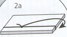 Взяты  простые  дощечки  снизу,  по  бокам  прибиты  такие  же  дощечки.  На  боковых  дощечках  вместо  гвоздиков  воткнуты  иголки,  так  как  дощечка  узковатая.  На  боковых  сторонах  прибиты  гвозди,  за  которые  крепится  нитяная  основа  для  ткачества  бисером.   На  станке  такой  конструкции  можно  ткать  длинные  вещи,  такие  как  пояса,  сдвигая  крепление  основы  с  помощью  гвоздей  на   боковой  стороне  станка.