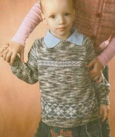 Жакет на 7 лет и Пуловер на 2-3 года